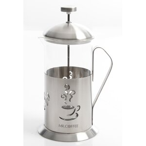 Mr. Coffee Gourmet Brew French Press Coffee Maker