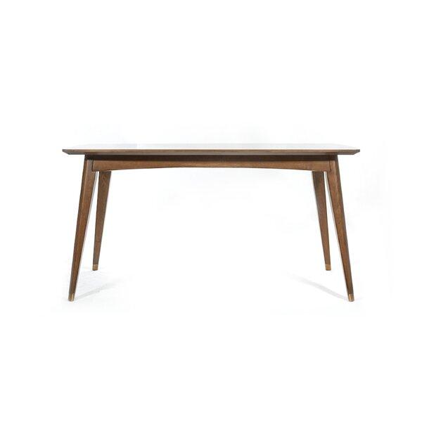 Ellsinore Solid Wood Dining Table by Brayden Studio