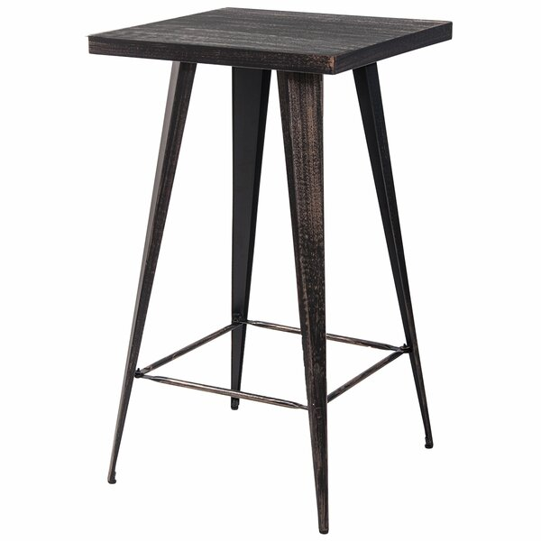 Mercier Bar Height Dining Table By 17 Stories