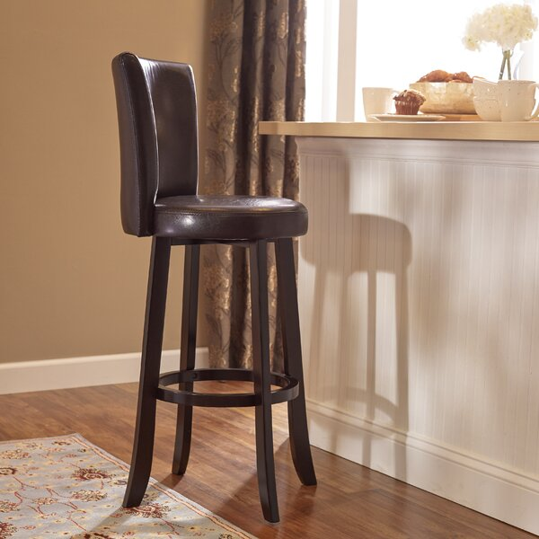 Lincoln 30 Bar Stool by Three Posts