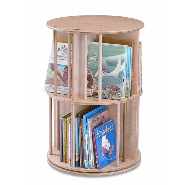 2 Compartment Book Display by Jonti-Craft