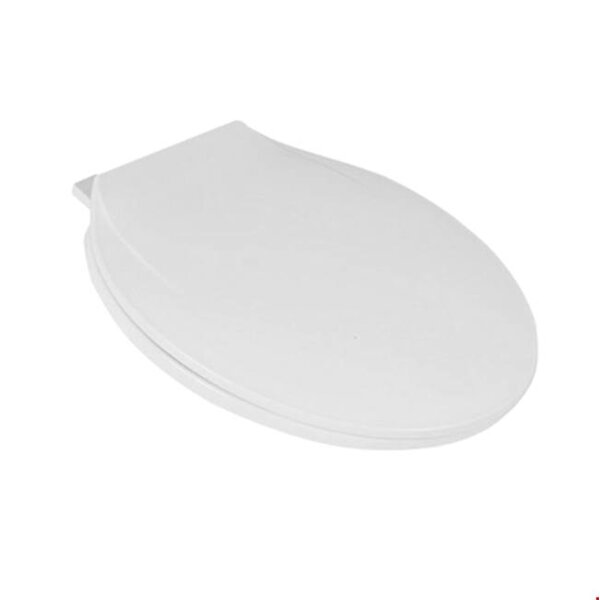 Biscuit Toilet Seat by Mansfield Plumbing Products