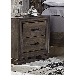 Banfield 2 Drawer Nightstand by Darby Home Co