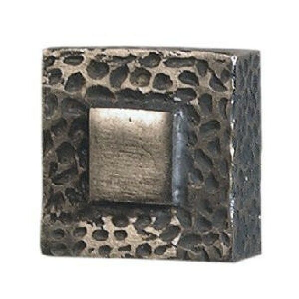 Zen Square Knob by Waterwood Hardware