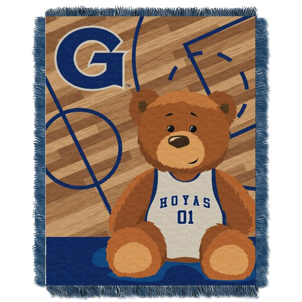 Collegiate Georgetown Baby Throw by Northwest Co.