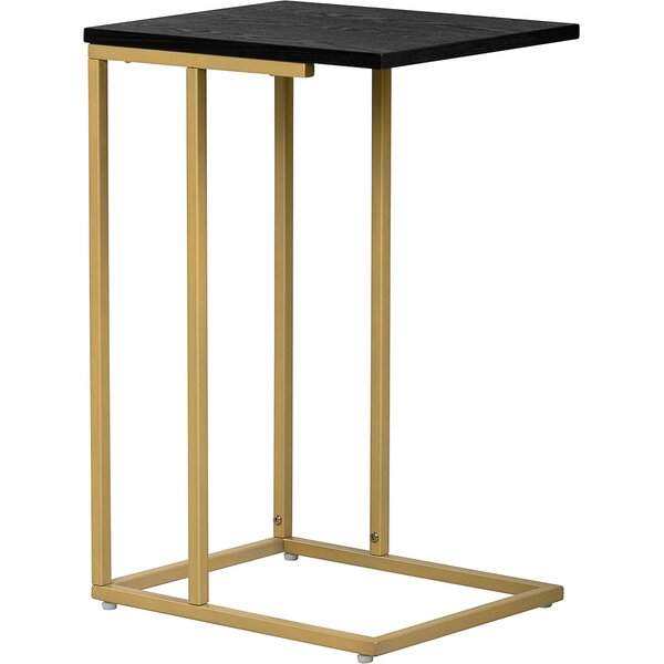 Harton C Shape End Table by Serta at Home