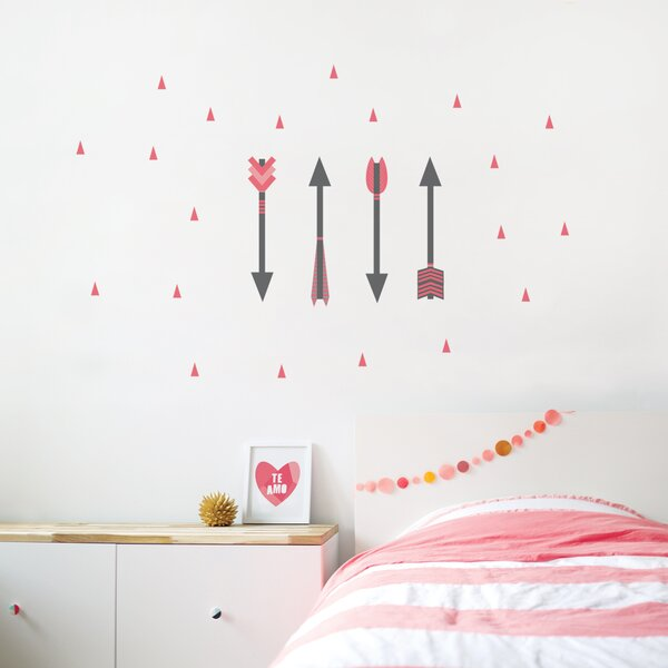Arrows Wall Decal by Trendy Peas