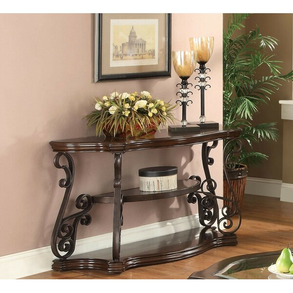 Goin Console Table By Fleur De Lis Living