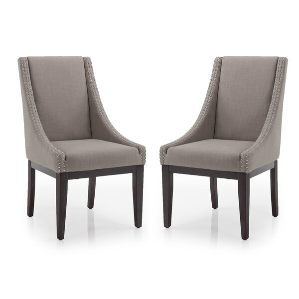 Bates Side Chair (Set of 2) by Brayden Studio