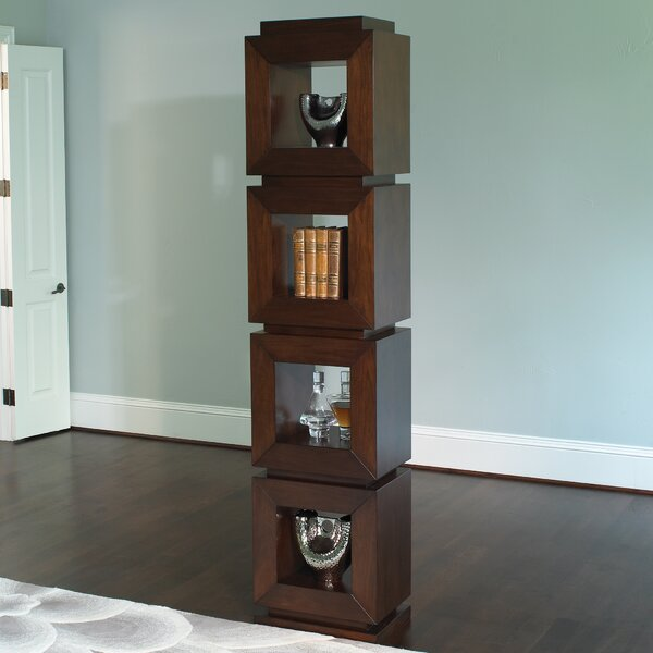 Geometric Bookcase By Global Views