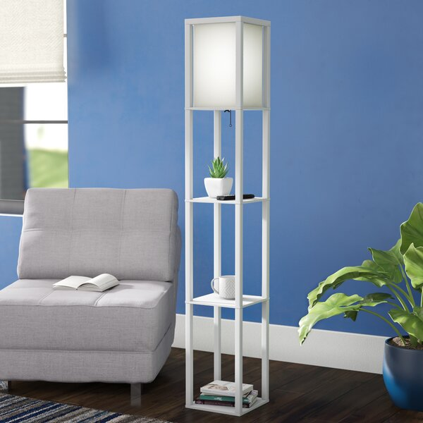 Ariana 63.3 Column Floor Lamp by Zipcode Design