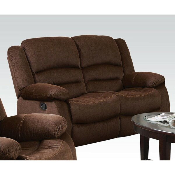 Fluker Motion Reclining Loveseat by Winston Porter
