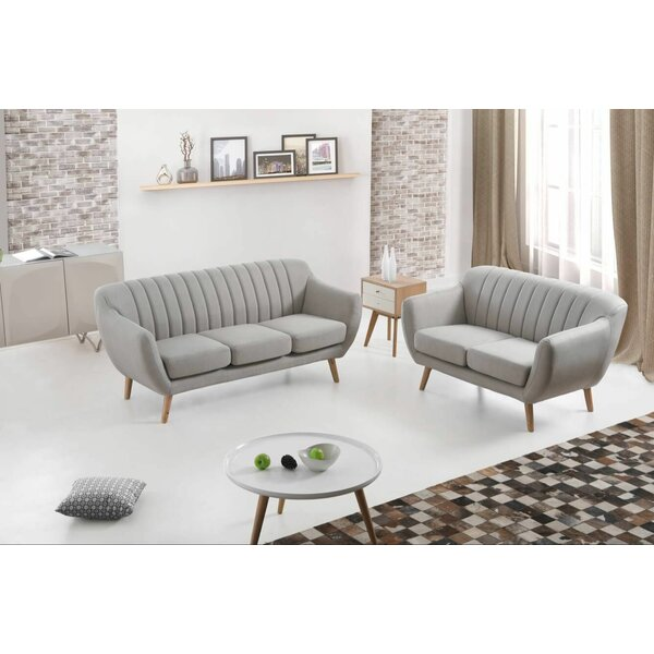 Jon 2 Piece Living Room Set by George Oliver