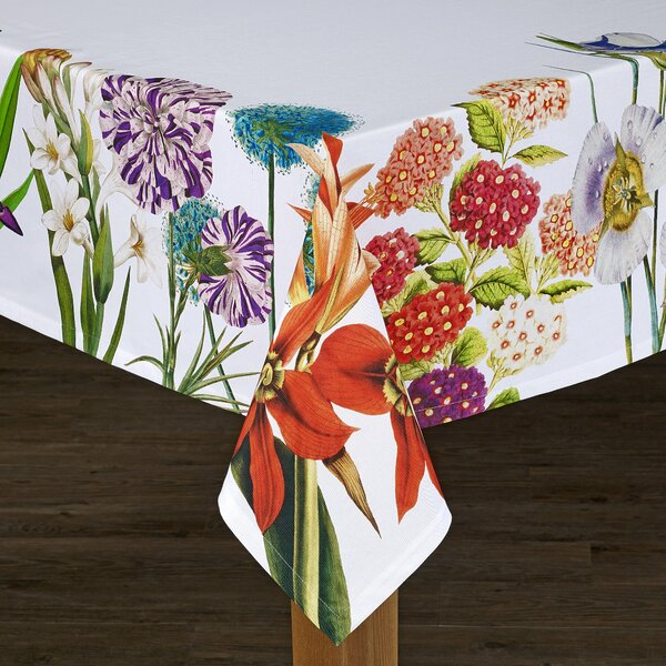 Tiger Lily Tablecloth by Lintex