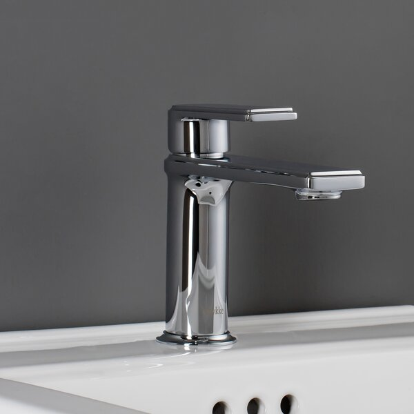 Arminius Lever Single Hole Handle Bathroom Faucet by Maykke