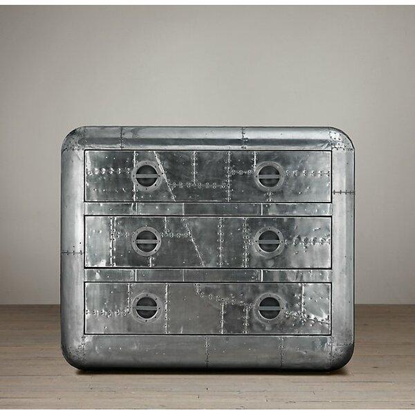 Kent 3 Drawer Dresser by Trent Austin Design