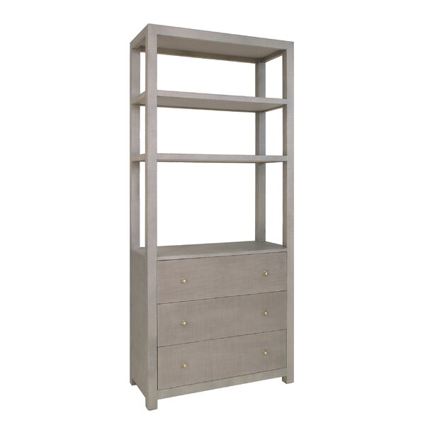 Standard Bookcase by Worlds Away