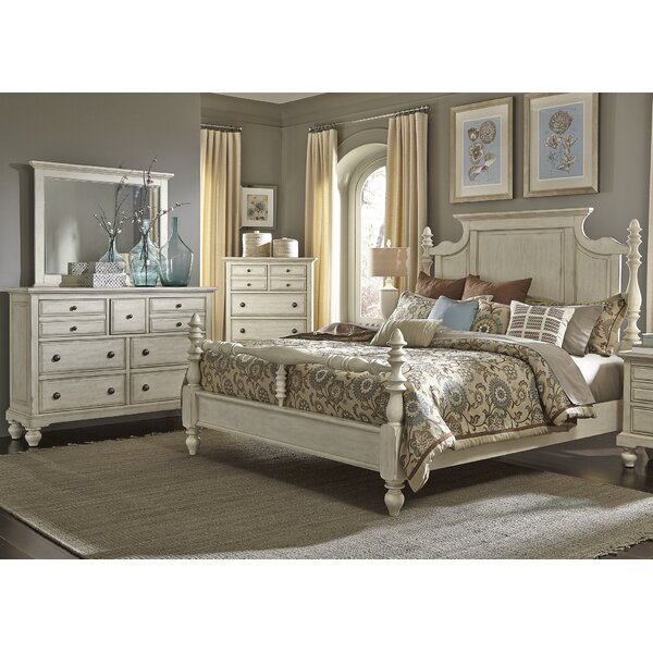 Philomena Standard Bed by Lark Manor