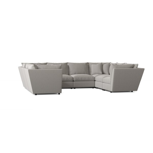 Sanctuary 140'' Left Hand Facing Large Sectional