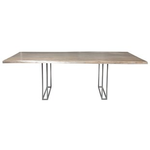 Ashly Live Edge Dining Table By 17 Stories
