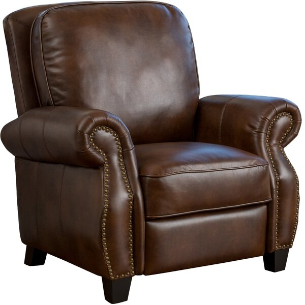 Mullins Manual Recliner by Alcott Hill