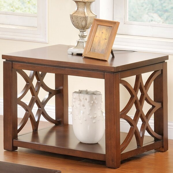 Alanson End Table by Darby Home Co