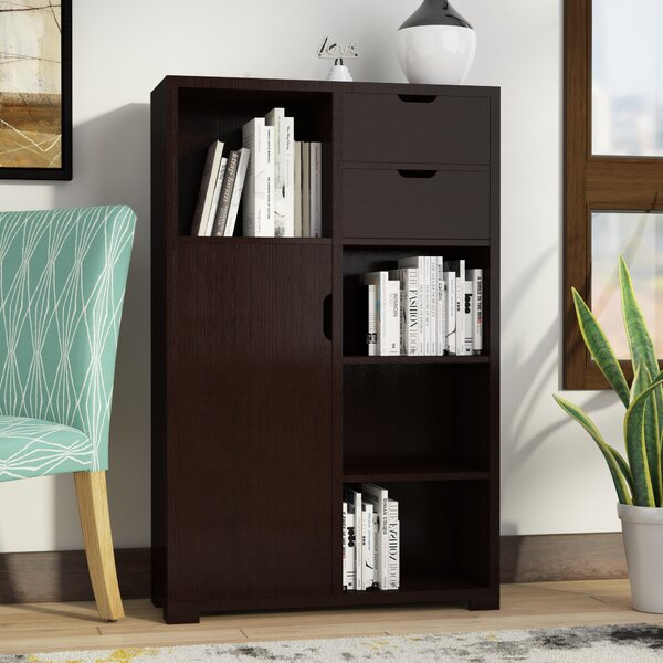 Waldschmidt Roomy Traditional Style 2-Drawer Accent Cabinet by Latitude Run