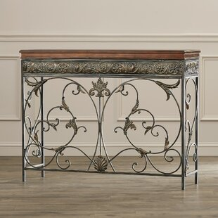 Read Reviews Astin Console Table By Fleur De Lis Living
