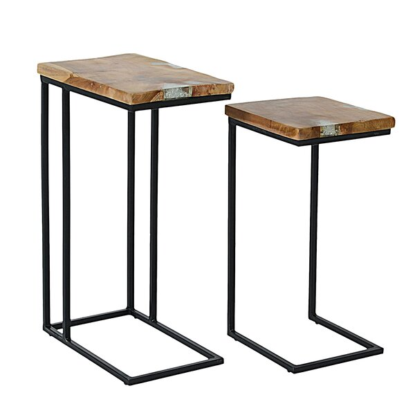 Tomberlin 1 Piece Nesting Table By Union Rustic