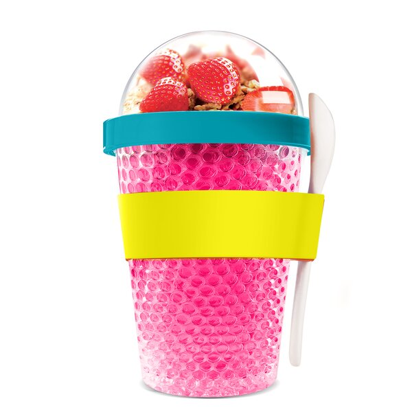 Food Storage Container by Ad N Art