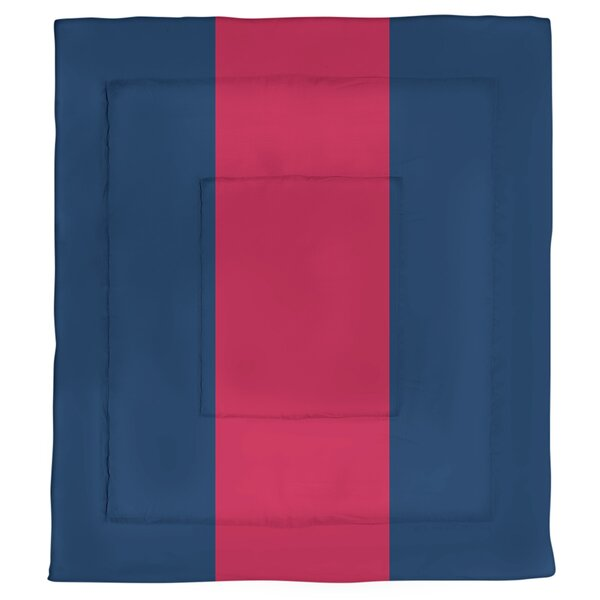 Minnesota Baseball Single Reversible Comforter