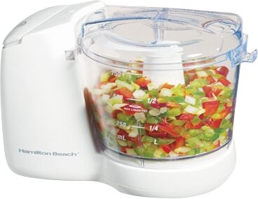 3 Cup FreshChop Food Chopper by Hamilton Beach