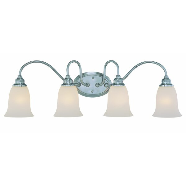 Charlemont 4-Light Vanity Light by Fleur De Lis Living