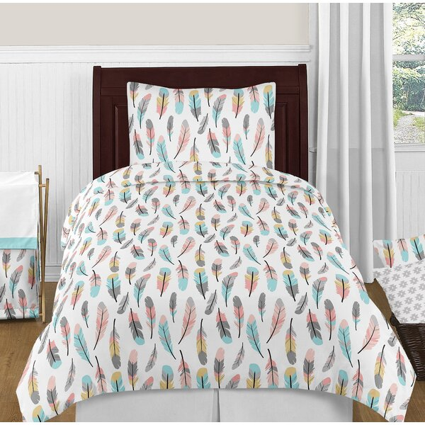 Feather Comforter Set by Sweet Jojo Designs