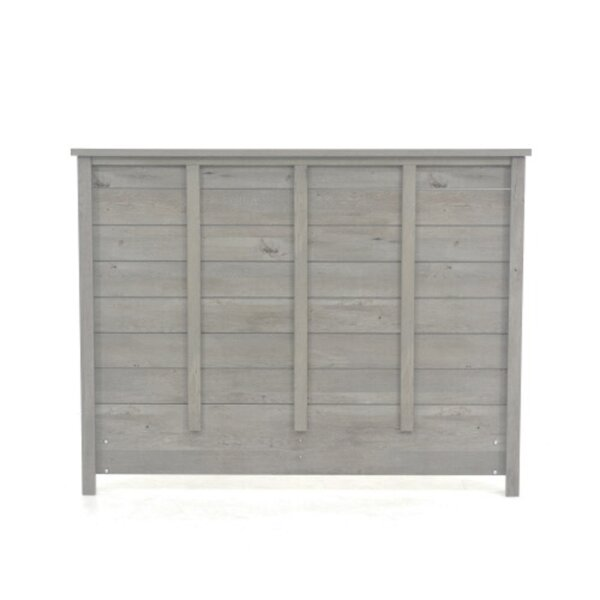 Advika Full/Queen Panel Headboard by Gracie Oaks