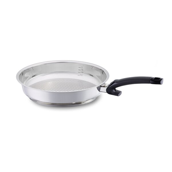 Steelux Frying Pan by Fissler USA