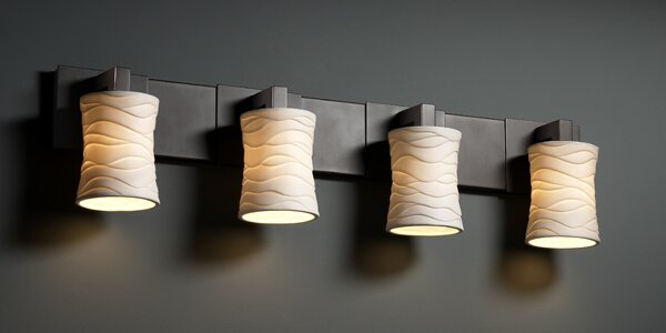 Brayden Studio Darrien Modular 4 Light Bath Vanity Light Wayfair