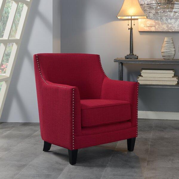 Keyshawn Armchair by Alcott Hill