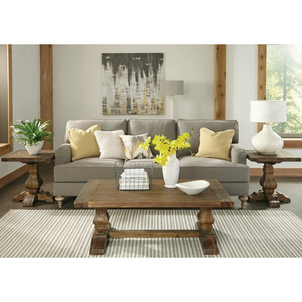 3 Piece Coffee Table Set by Feminine French Country Feminine French Country