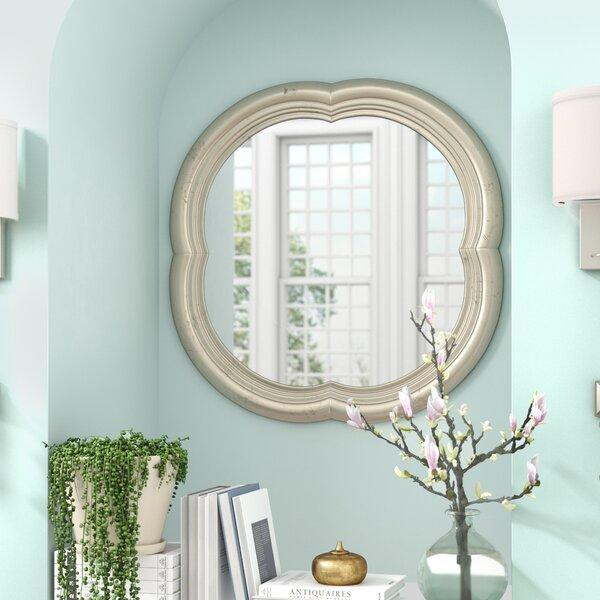 Kalinowski Glam Accent Wall Mirror by Willa Arlo Interiors