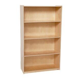 x deep 4 compartment bookshelf - Deep Bookshelves