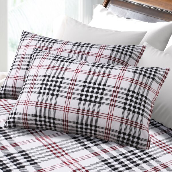 Flannel Sheet Set IV by Tribeca Living