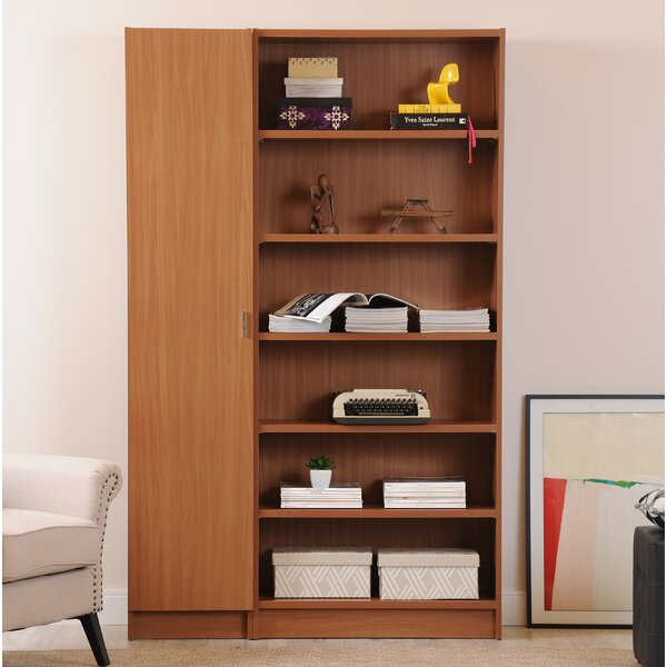 Gabriela 2 Piece Standard Bookcase by Latitude Run