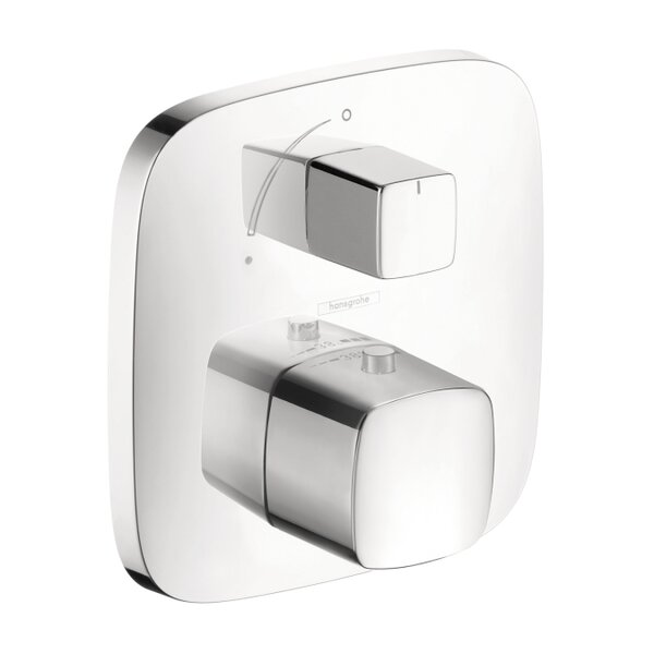 PuraVida Thermostatic Volume Control Faucet Trim by Hansgrohe