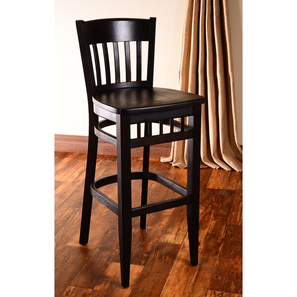 Rigdon 30 Bar Stool by Charlton Home