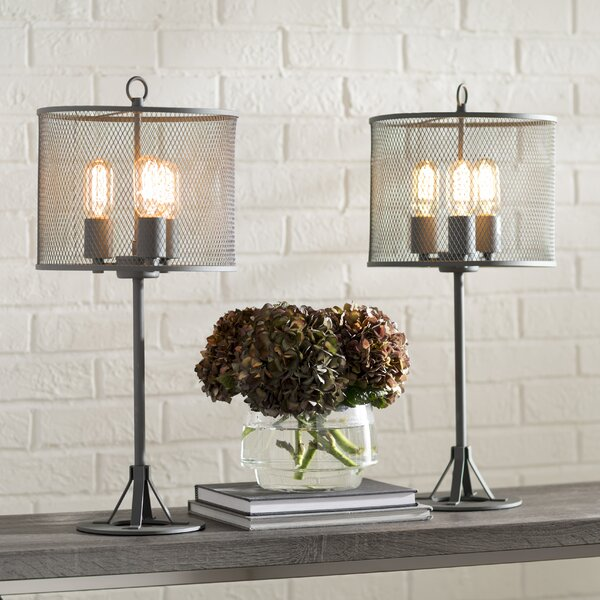 Ariana 24.5 Table Lamp (Set of 2) by Williston Forge
