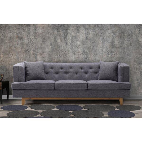 Hitton Tufted Sofa by Corrigan Studio