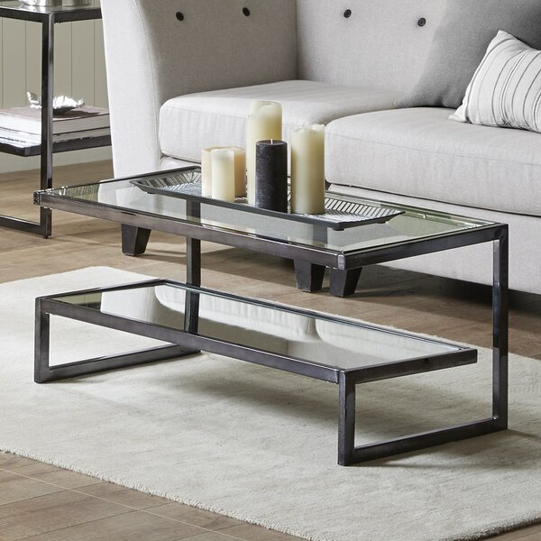 Boyd End Table by Madison Park Signature