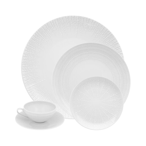 Mar 5 Piece Place Setting, Service for 1 by Vista Alegre