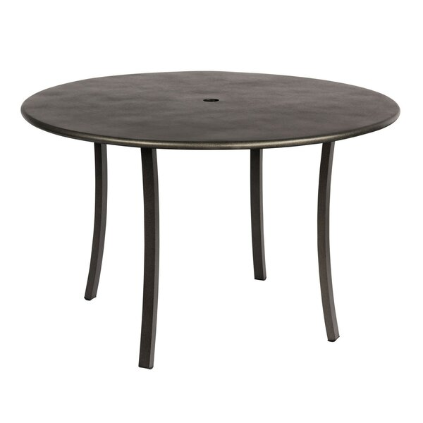 Canaveral Plastic/Resin Dining Table by Woodard